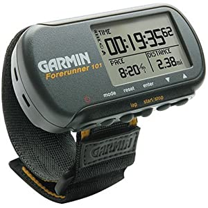 Garmin Forerunner 101 Waterproof Running GPS