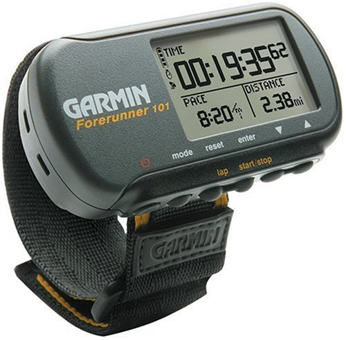 Garmin Forerunner 101 Waterproof Running GPS Running Gps