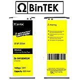 BinTEK Brand Samsung Galaxy Note 4 Battery EB-KN910BWEGW 3220mAh Li-Ion Premium Battery Note 4 / Compatible with Models N910A N910P N910T N910V N910C