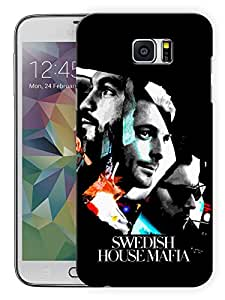 """Humor Gang Swedish House Mafia PosterizedPrinted Designer Mobile Back Cover For """"Samsung Galaxy Note 6"""" (3D, Matte, Premium Quality Snap On Case)"""