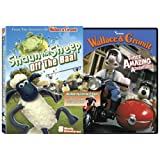 Shaun the Sheep: Off the Baa!/Wallace and Gromit: Three Amazing Adventures ~ Peter Sallis