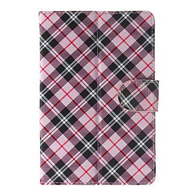 Zclfabric Pattern General Case With Pen And Screen Protector For 7' Google/Asus/Amazon Tablet , Pink