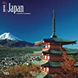 Japan 18-Month 2014 Calendar (Multilingual Edition)