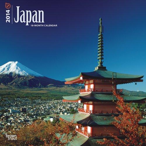 Japan 2014 Square 12x12