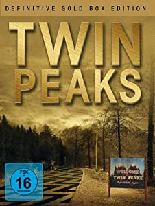 Twin Peaks - Definitive Gold Box Edition [Import anglais]