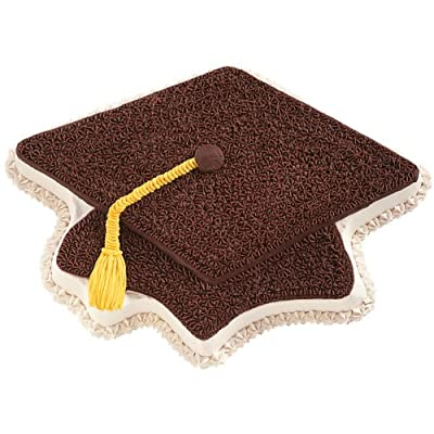 Graduation Motar Board Cake Tin