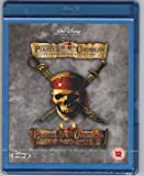 Image de Pirates of the Caribbean 1&2 [Blu-ray]
