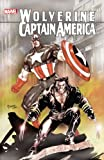 img - for Wolverine & Captain America book / textbook / text book