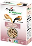 Grains of Wellness Rice Blend, Misty Rose, 16 Ounce (Pack of 12)