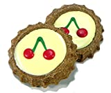 Pawsitively Gourmet Cheesecake Tartlets for Dogs (Pack of 20)