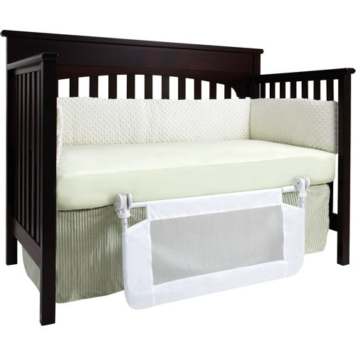 DEX Baby - Safe Sleeper Convertible Crib Bed Rail promo code 2016