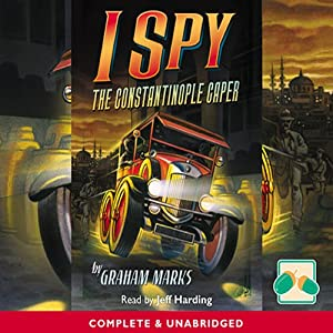 I Spy: The Constantinople Caper | [Graham Marks]