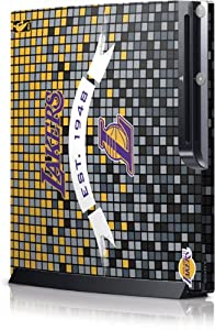 NBA - Los Angeles Lakers - LA Lakers Digi - Sony Playstation 3 PS3 Slim (4th Gen)(160... by Skinit