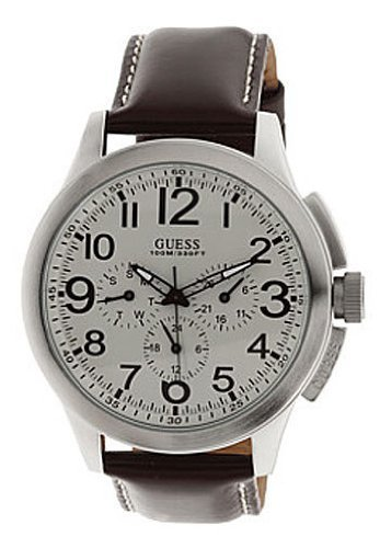 GUESS Sport Casual in Brown Watch – Web Exclus