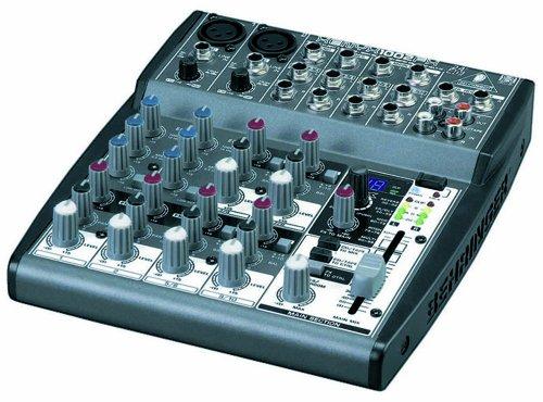 Behringer XENYX 1002FX 10-Channel Mixer