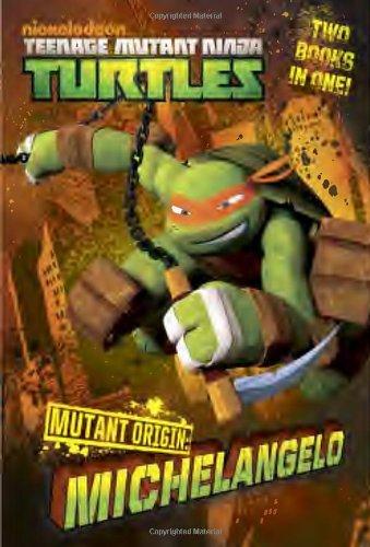 Mutant Origin: Michelangelo/Raphael (Teenage Mutant Ninja Turtles) (Nickelodean Teenage Mutant Ninja Turtles)