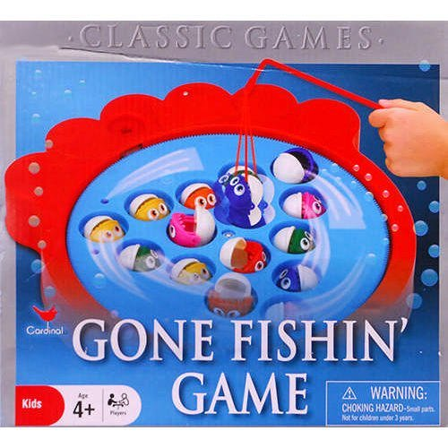 Sparky toys there are thousands of amazing toys at great for Gone fishing game