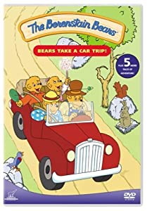 Berenstain Bears: Bears Take a Car Trip