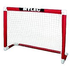 Buy Mylec Jr. Folding Sports Goal, White by Mylec