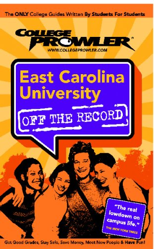 East Carolina University: Off The Record front-632713