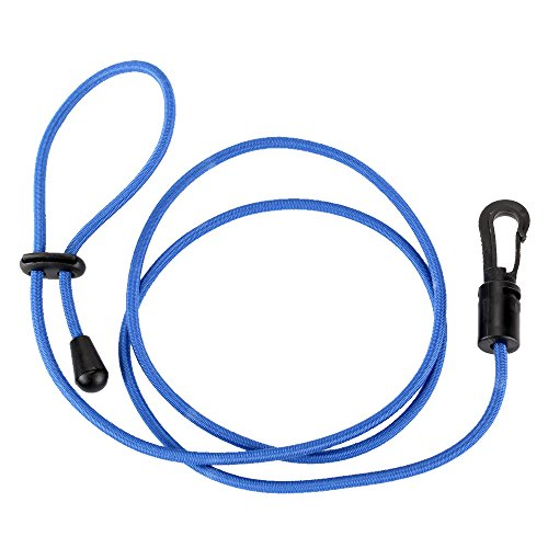 1pcs-113cm-Fishing-Rod-Lanyard-Paddle-Leash-4mm-Thick-Elastic-Kayak-Canoe-Safety-Rod-Leash-Blue