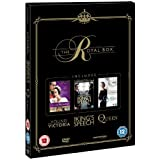 The Royal Collection Box: The King's Speech + The Queen + Young Victoria Including DVD Exclusive Extra Features (3 Disc Set) [DVD]