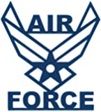 Cardstock Laser Die-Cuts-Air Force