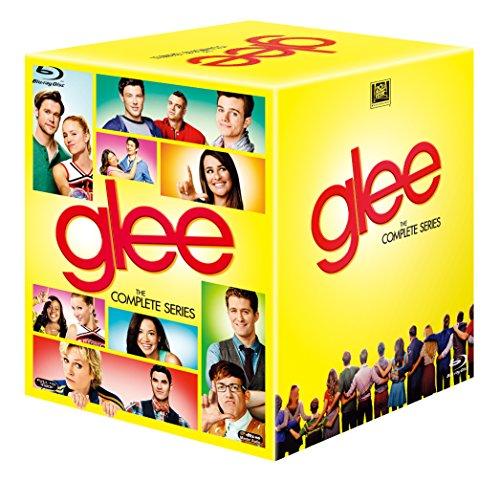 【Amazon.co.jp限定】glee/グリー コンプリート ブルーレイBOX [Blu-ray]