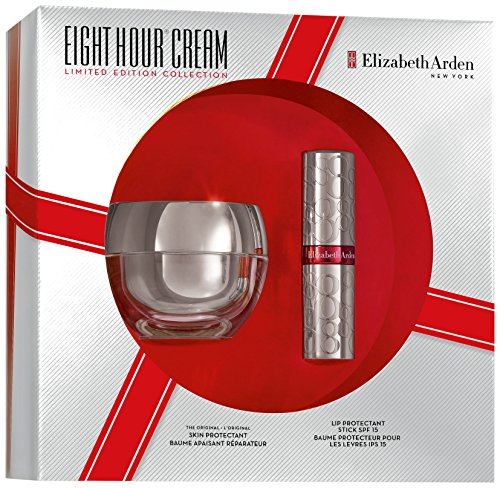 Elizabeth Arden Eight Hour Cream Confezione Regalo 30ml Skin Protectant + Stick Protettivo Labbra SPF15