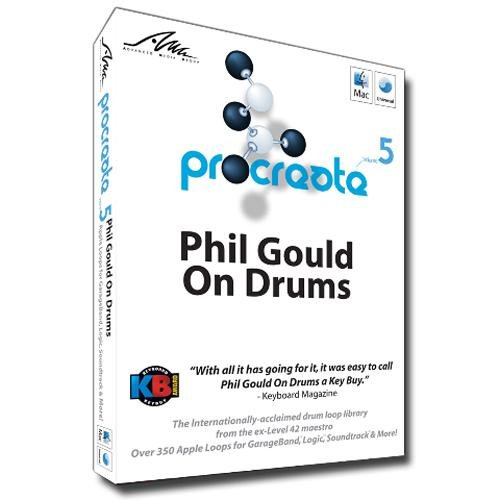 Amg Bring You A Brief Historyof Time From Ex-Level42 Drummer Phil Gould! This Massive Collection Ofbeats Includes A Vast Range Of Feels And Styles -Some From Classic Recordings Made As Far Back As1984.