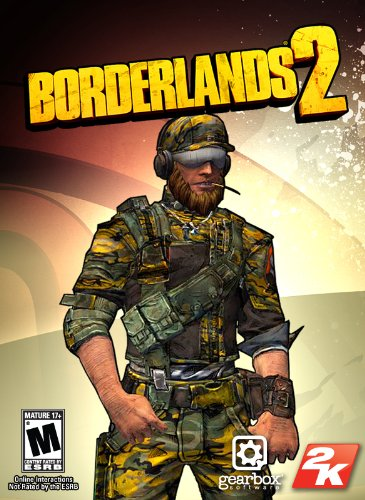 Borderlands 2 Haggard Hunter Pack [Online Game Code]