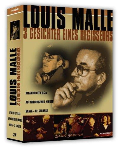 Louis Malle Box - 3 Gesichter eines Regisseurs (3 DVDs)