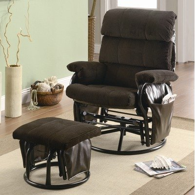 Swivel Rockers Upholstered