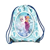 Disney Frozen Sling Bag Slumber Set Polyester