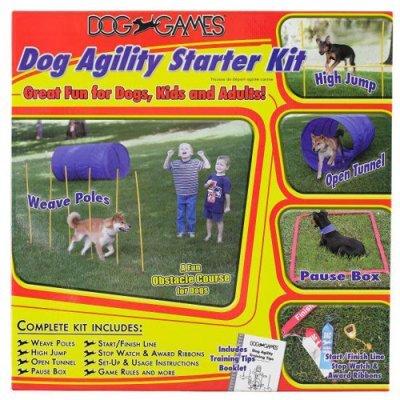 Kyjen Dog Agility Starter Kit - DG40100