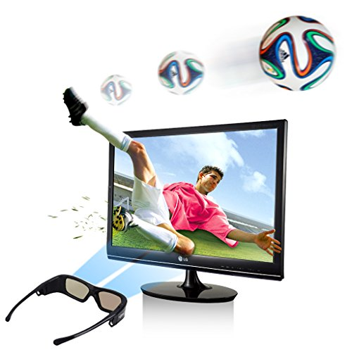 2X IR&BT 3D Aktiv Shutter Brille für Toshiba 40TL868 40TL868B 46TL868B 40TL963G 46TL963G 46TL966 46TL966G 40TL933 40TL933G 46TL933 46TL933G 40TL868G TL933 TL938G Sharp 3D TV