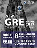 img - for GRE Prep 2017 with 8 Practice Tests: Test Prep (Argo Brothers) book / textbook / text book