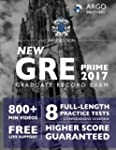 GRE Prep 2017 with 8 Practice Tests:...