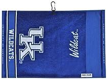 NCAA Kentucky Wildcats Jacquard Face/Club Towel