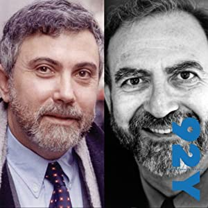Paul Krugman in Conversation with Leonard Lopate Rede