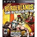 Borderlands Game of the Year Edition - PlayStation 3