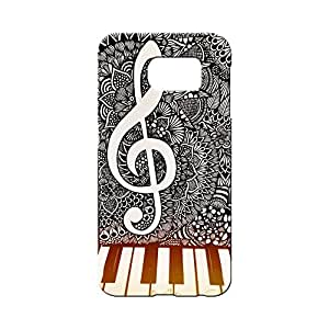 BLUEDIO Designer 3D Printed Back case cover for Samsung Galaxy S6 Edge Plus - G5258