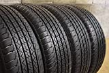 【中古】Michelin(ミシュラン) ラティチュード 225/65R17 ハリアー 17in タイヤ4本 新車外し【U1004Z20YT2-IP5】
