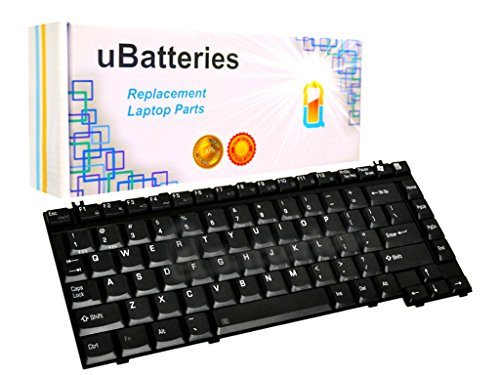 UBatteries Laptop Keyboard Toshiba Satellite A75-S2131