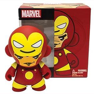 Kidrobot Marvel Mini Munny: Ironman Action Figure