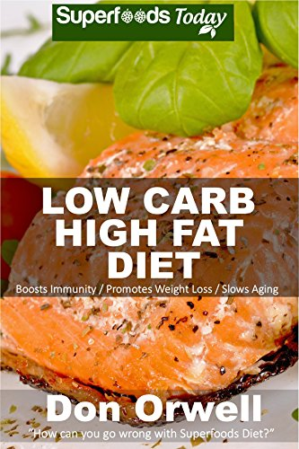 Low Carb High Fat Diet: Over 160