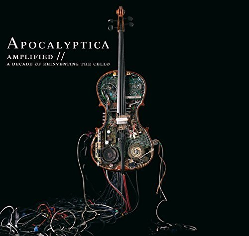 Amplified: A Decade Of Reinventing The Cello [2 CD] by Apocalyptica (2008-04-22)