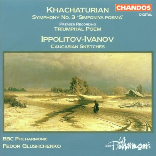 Khachaturian: Symphony, No. 3 - Simfoniya-Poema / Triumphal Poem / Ippolitov-Ivanov: Caucasian Sketches (Ebay Canada Only compare prices)
