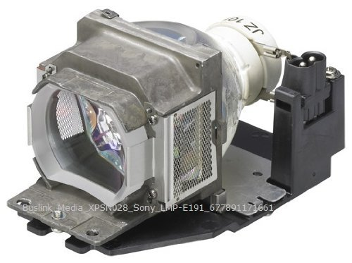 New Buslink Replacement Lamp Lmp-E191 For Sony 3Lcd Projector Vpl-Es7 / Vpl-Ex7 / Vpl-Ex70 / Vpl-Bw7 / Vpl-Tx7 / Vpl-Tx70 / Vpl-Ew7