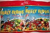Belly Flops Irregular Jelly Beans (2 - 4.7 Oz Bags)